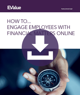 How to engage employees with financial matters online