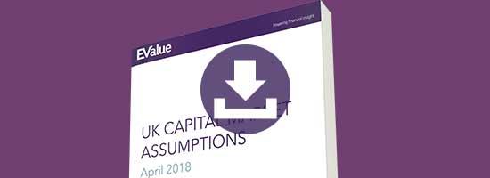April 2018 Capital Market Assumption