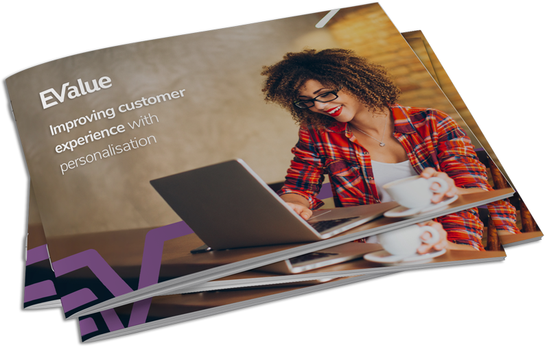 Improving customer experience ebook cover
