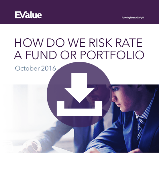 Risk rating funds resource