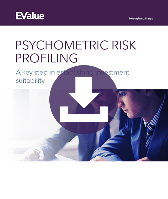 Psychometric risk profiling document